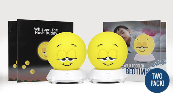 Hush Buddy 2 Pack